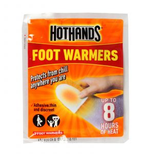 Hothands Foot Warmers Individual Pack