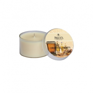 Price's Tin Scented Candle - Oriental Nights Scent